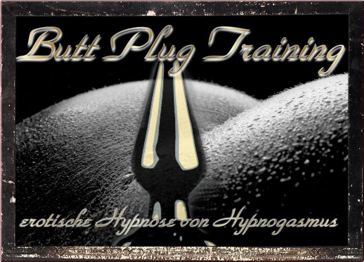 Butt Plug Training